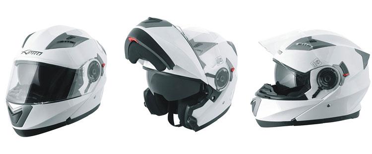 acheter casque moto modulable