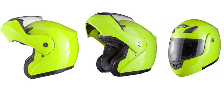bien choisir casque moto modulable