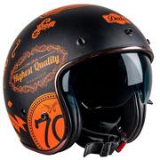 Les meilleurs casques moto jets du marché