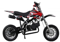 dirt bike hawkmoto pas cher