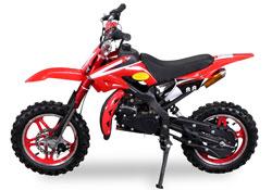 moto dirt bike pour enfant pas cher