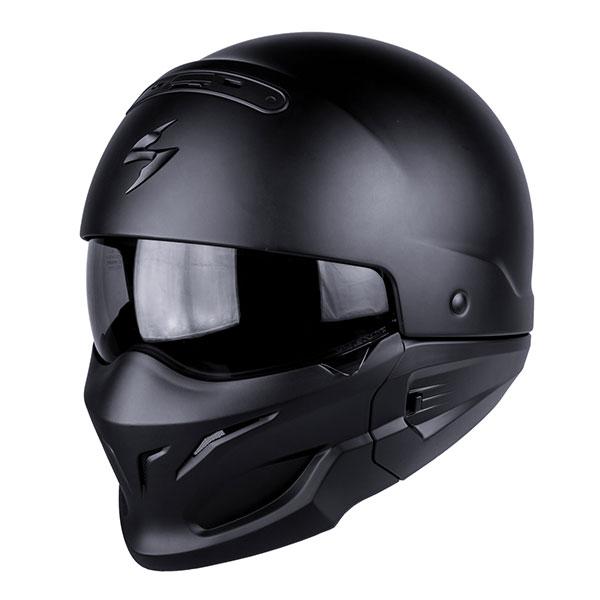 meilleur casque jet de Scorpion : oxo-combat
