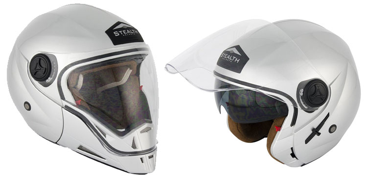 casque moto transformable
