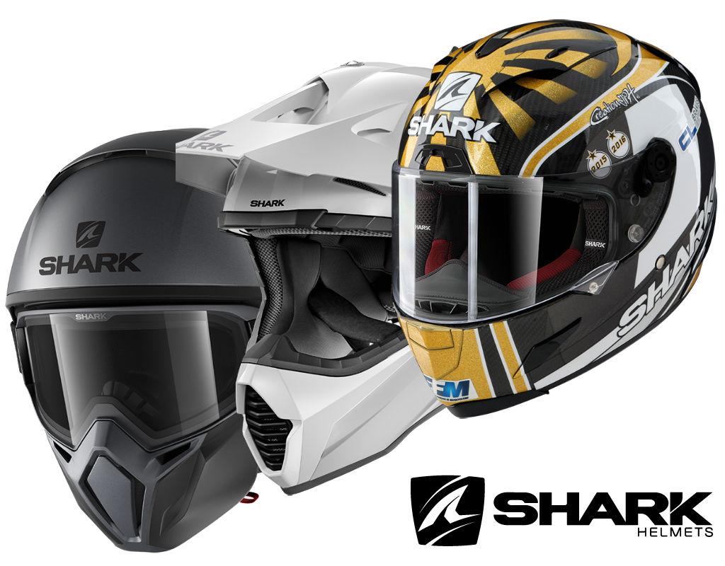 Casque moto Shark : la performance et l'innovation au cœur des préoccupations