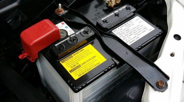 Batterie de voiture Panasonic